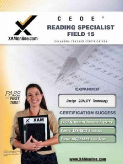 Ceoe Osat Reading Specialist Field 15 (Paperback)