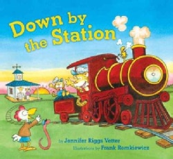 Down by the Station (Hardcover)
