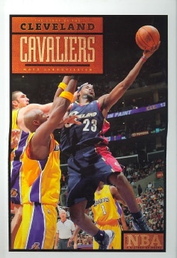 The Story of the Cleveland Cavaliers (Hardcover)