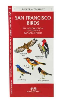 San Francisco Birds: A Folding Pocket Guide to Familiar Bay Area Species (Pamphlet)