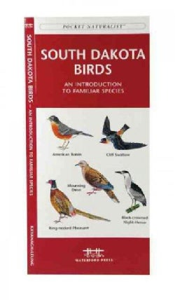 South Dakota Birds: An Introduction to Familiar Species (Paperback)