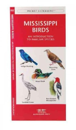Mississippi Birds: An Introduction to Familiar Species (Paperback)