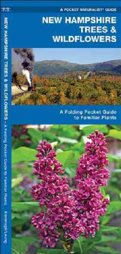 New Hampshire Trees & Wildflowers: An Introduction to Familiar Species (Paperback)