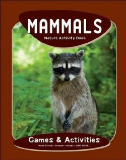 Mammals Nature Activity Book (Paperback)