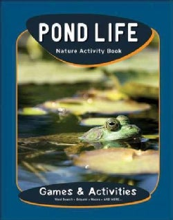 Pond Life Nature Activity Book (Paperback)