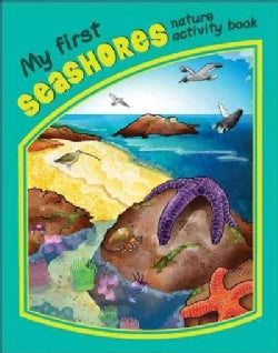 My First Seashores Nature Activity Book (Paperback)