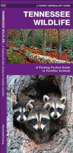 Tennessee Wildlife: A Folding Pocket Guide to Familiar Species (Sheet map, folded)