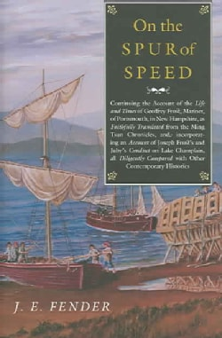 On The Spur Of Speed (Hardcover)