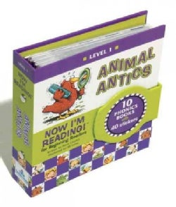 Animal Antics: Level One Short-Vowel Sounds (Hardcover)