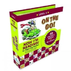 On the Go!: Now I'm Reading for Beginning Readers : Level Three (Hardcover)