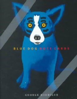 Blue Dog: Note Cards (Cards)