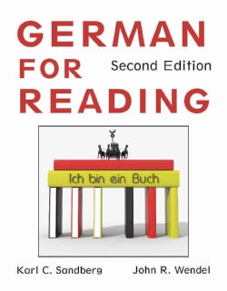 German for Reading: A Programmed Approach (Paperback)
