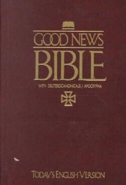 Good News Bible: Burgundy (Hardcover)