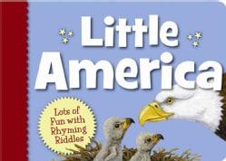 Little America (Board book)