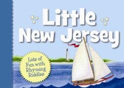 Little New Jersey (Board book)