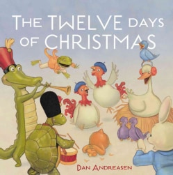 The Twelve Days of Christmas (Hardcover)