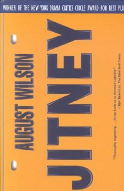 Jitney (Paperback)