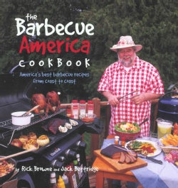 The Barbecue America Cookbook: America's Best Recipes from Coast to Coast (Paperback)