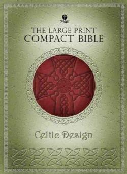 Holy Bible: Holman Christian Standard Bible, Celtic Olive, Personal size (Paperback)