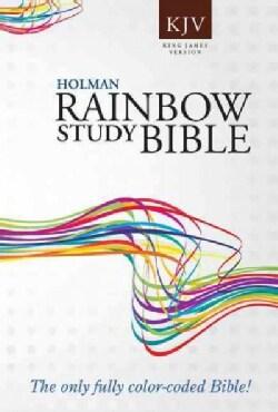 Holman Rainbow Study Bible: King James Version (Paperback)