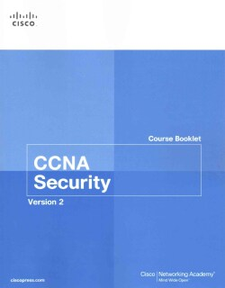 CCNA Security Course Booklet Version 2 (Paperback)