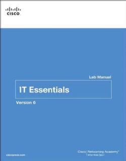 It Essentials Lab Manual, Version 6 (Paperback)