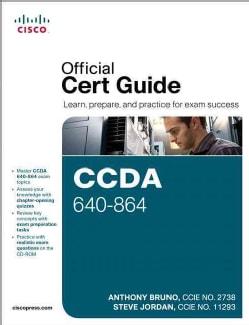CCDA 640-864: Official Cert Guide