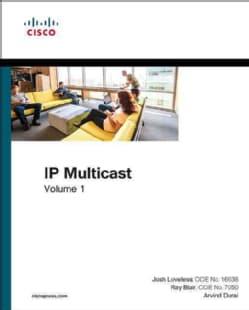 Ip Multicast: Cisco Ip Multicast Networking (Paperback)