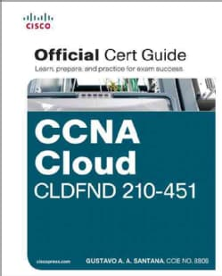 Ccna Cloud Cldfnd 210-451 Official Cert Guide (Hardcover)