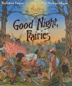Good Night, Fairies (Hardcover)