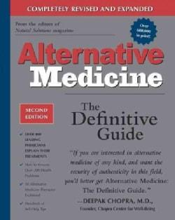 Alternative Medicine: The Definitive Guide (Paperback)