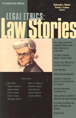 Legal Ethics Stories (Paperback)