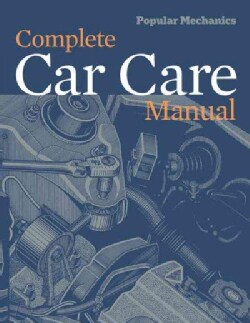 Complete Car Care Manual (Paperback)