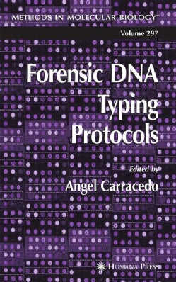 Forensic Dna Typing Protocols (Hardcover)