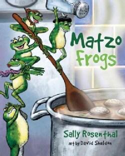 Matzo Frogs (Hardcover)