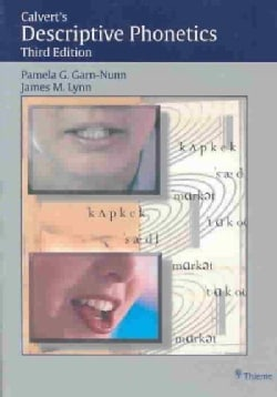 Calvert's Descriptive Phonetics (Paperback)