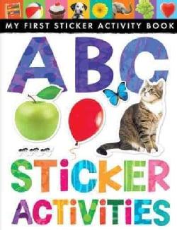 ABC Sticker Activities (Paperback)
