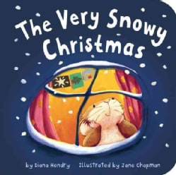 Very Snowy Christmas (Board book)
