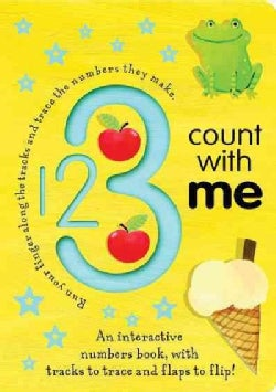 1 2 3 Count with Me (Board book)