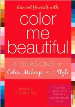 Reinvent Yourself with Color Me Beautiful (Paperback)