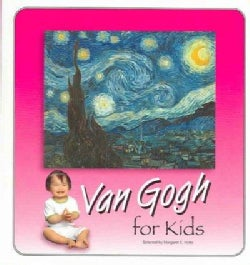 Van Gogh For Kids (Board book)