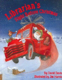 Librarian's Night Before Christmas (Hardcover)