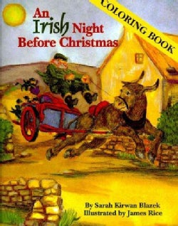 An Irish Night Before Christmas (Paperback)