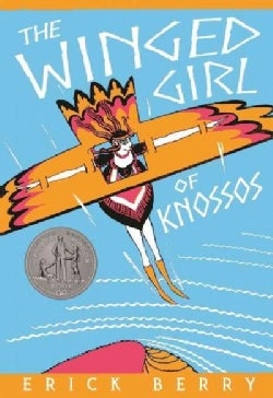 The Winged Girl of Knossos (Paperback)