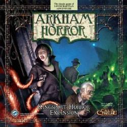 Arkham Horror: Kingsport Horror Expansion (Game)