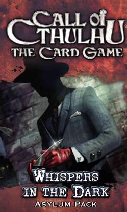 Whispers in the Dark: Asylum Pack (Cards)