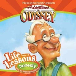 Adventures in Odyssey Life Lessons: Honesty (CD-Audio)