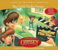 Adventures In Odyssey It's Another Fine Day (CD-Audio)