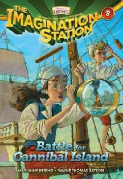 Battle for Cannibal Island (Paperback)