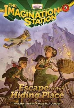 Escape to the Hiding Place (Paperback)